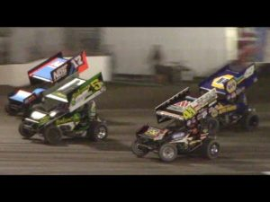 World of Outlaws Sprint Cars Feature   Tri-State Speedway   6/19/2020