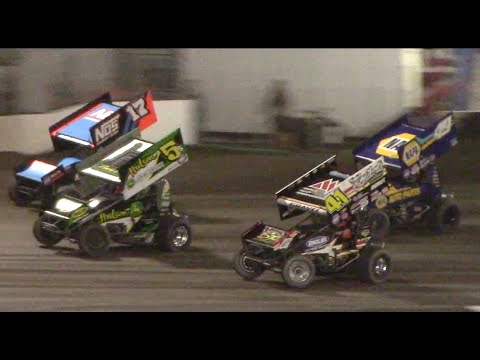World of Outlaws Sprint Cars Feature | Tri-State Speedway | 6/19/2020