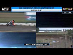 DIRTVISION REPLAYS | Wayne County Speedway September 25th, 2020