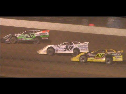 Lucas Oil Late Model Dirt Series Feature | Portsmouth Raceway Park | 7/4/2020