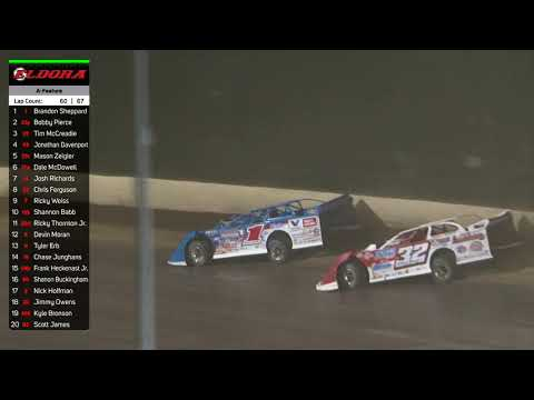 6.6.20 Dirt Late Model Stream  |  Championship Highlights