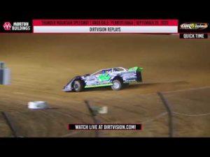 DIRTVISION REPLAYS   Thunder Mountain Speedway September 25, 2020