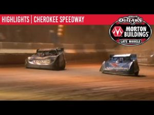 World of Outlaws Morton Buildings Late Models Cherokee Speedway October 2, 2020   HIGHLIGHTS