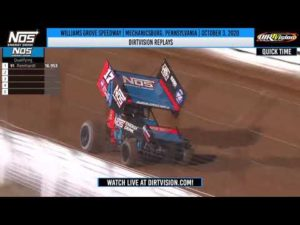DIRTVISION REPLAYS   Williams Grove Speedway October 3, 2020