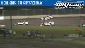 DIRTcar Summer Nationals Late Models Tri-City Speedway July 10, 2020   HIGHLIGHTS