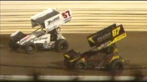 All Star Circuit of Champions 410 Sprint Car Feature   Port Royal Speedway   6/24/2020
