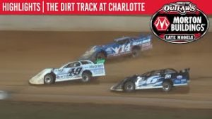 World of Outlaws Morton Buildings Late Models Dirt Track at Charlotte November 5, 2020   HIGHLIGHTS