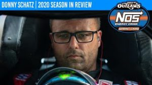 Donny Schatz | 2020 World of Outlaws NOS Energy Drink Sprint Car Series Season in Review