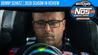Donny Schatz   2020 World of Outlaws NOS Energy Drink Sprint Car Series Season in Review