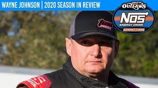 Wayne Johnson | 2020 World of Outlaws NOS Energy Drink Sprint Car Series Season in Review