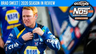 Brad Sweet | 2020 World of Outlaws NOS Energy Drink Sprint Car Series Season in Review