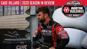 Cade Dillard | 2020 World of Outlaws Morton Buildings Late Model Series Season In Review