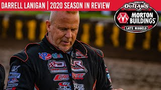 Darrell Lanigan | 2020 World of Outlaws Morton Buildings Late Model Series Season In Review