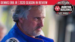 Dennis Erb Jr | 2020 World of Outlaws Morton Buildings Late Model Series Season In Review