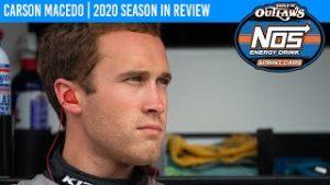 Carson Macedo   2020 World of Outlaws NOS Energy Drink Sprint Car Series Season in Review