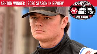 Ashton Winger | 2020 World of Outlaws Morton Buildings Late Model Series Season In Review
