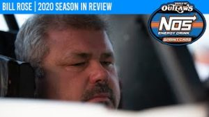 Bill Rose   2020 World of Outlaws NOS Energy Drink Sprint Car Series Season in Review