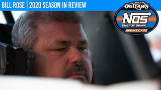 Bill Rose | 2020 World of Outlaws NOS Energy Drink Sprint Car Series Season in Review
