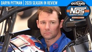 Daryn Pittman | 2020 World of Outlaws NOS Energy Drink Sprint Car Series Season in Review