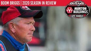 Boom Briggs   2020 World of Outlaws Morton Buildings Late Model Series Season In Review