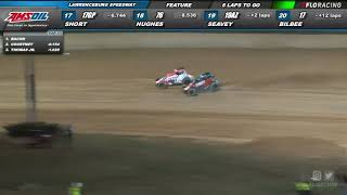 USAC NATIONAL SPRINT CARS LAWRENCEBURG FINALE 10/3/20