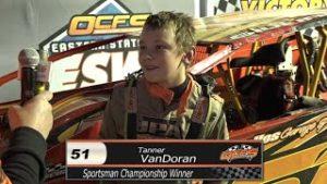 12 yr. Old Tanner VanDoren Wins 2020 Eastern States Sportsman 50