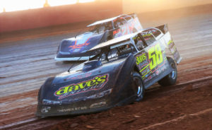 Ross Bailes at Smoky Mountain Speedway