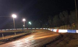 More Banking at Cherokee Speedway