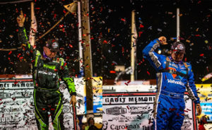 Jimmy Owens and Brandon Sheppard split twin features at Cherokee