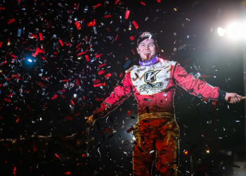 Bobby Pierce wins at Farmer City
