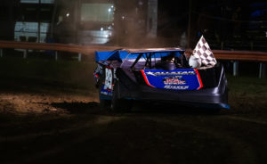 Mike Spatola wins at Farmer City