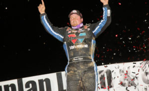 Sheppard is the most recent winner at Thunder Mountain Speedway