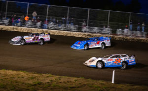 Madden, Sheppard and Strickler Battle for Lead