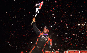 Dillard wins the 2020 Firecracker 100