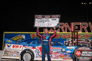 Brandon Sheppard wins at Lernerville