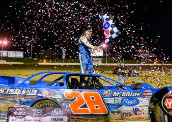 Dennis Erb Jr. wins at Circle City