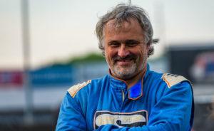 Dennis Erb is smiling