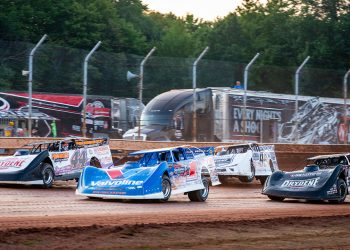 World of Outlaws Late Models head to the Deep South