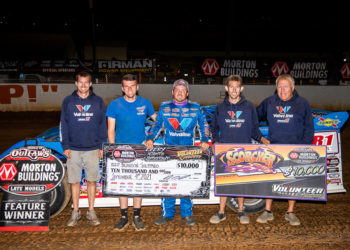 Sheppard wins at Volunteer Speedway