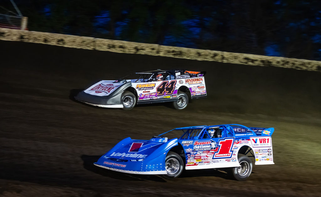 Bigger points payout, new events highlight 2022 Late Model schedule